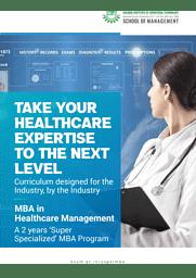 Health Care management Brochure