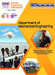 UEM Mechanical Engineering Brochure