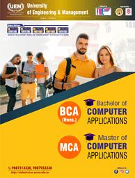 UEM Computer Application Brochure