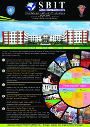 SBIT Brochure