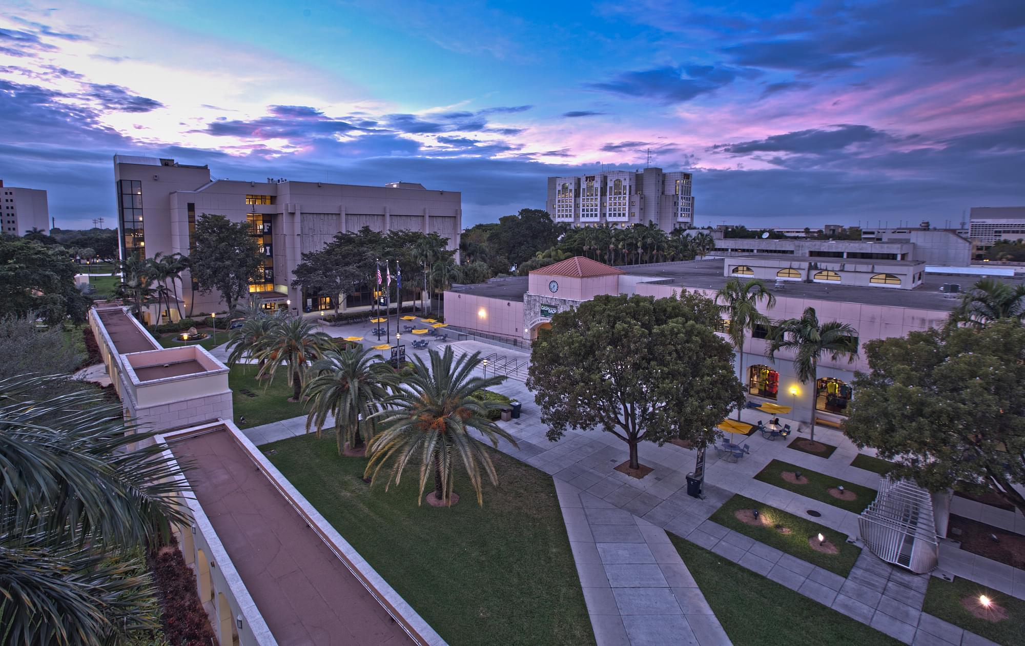 Florida International University Fiu Miami Admission Criteria Application Deadlines 2021