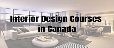 Online Interior Design Courses Ontario