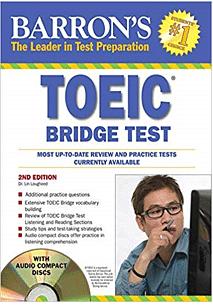 TOEIC Bridge Test Book