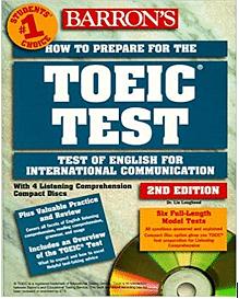 TOEIC Practice Test Book