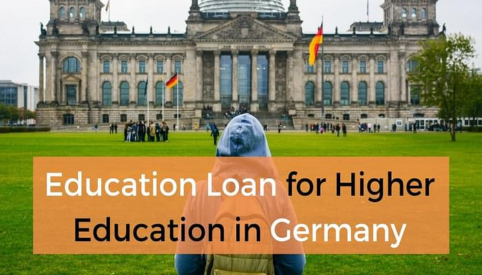 Fund Your Higher Education in Germany with an Education Loan from Banks and NBFCs