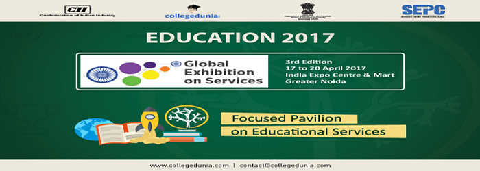 3rd GES - Education Exhibition to be organized in April 2017 in association with Collegedunia