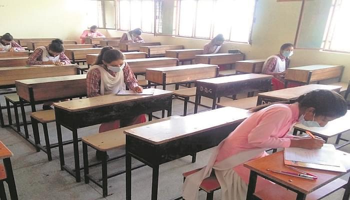 Karnataka 2nd PUC Exam 2020: Lakhs of Students Turned Up Across 1000+ Centres