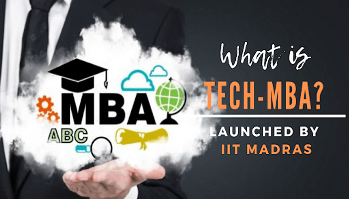 "What is ""techMBA"" just Launched by IIT-Madras?"