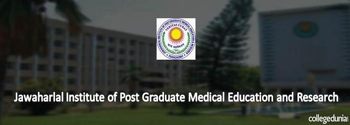 JIPMER M.Sc. Admission 2015 Notification