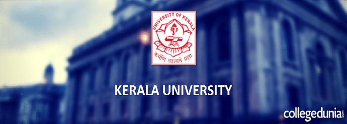Kerala University Ph.D. Admission