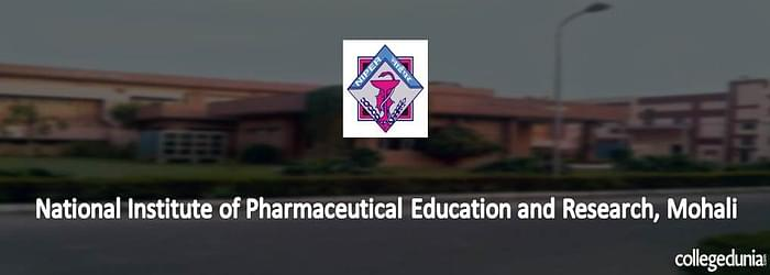 National Institute of Pharmaceutical Education and Research (NIPER) Ph.D. Joint Admission Test 2015 Notification