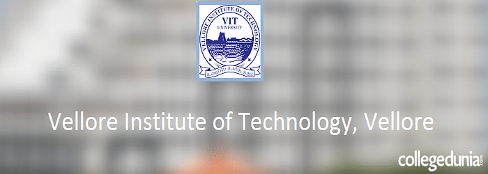 VIT University Opens Integrated B.A. LL.B. & B.B.A. LL.B. (Hons.) 2015 Admission Notification