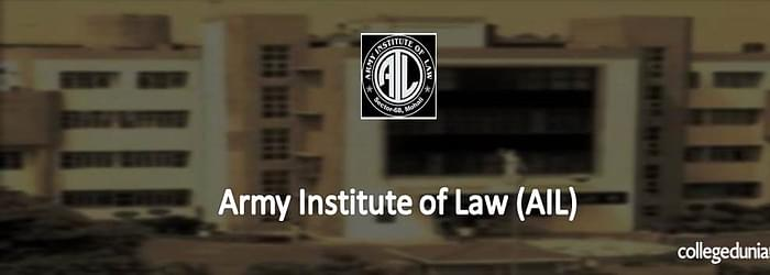 Army Institute of Law (AIL) B.A. LL.B. Law Entrance Test (LET) 2015 Notification