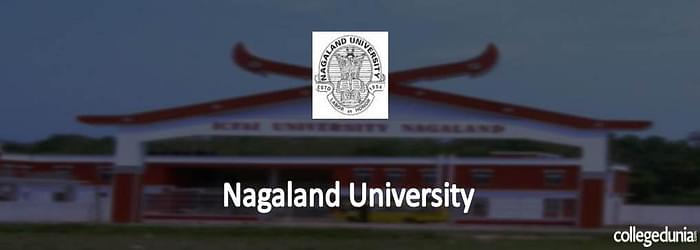 Nagaland University Dimapur B.Tech Admission 2015 Notification