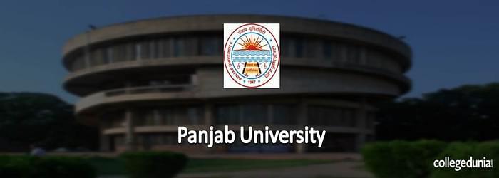 Panjab University (PU) Chandigarh MBA (Executive) Admission 2015 Notification