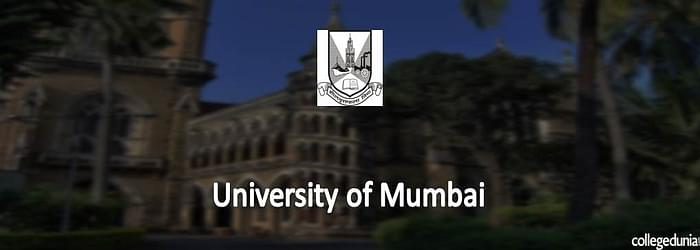 University of Mumbai Distance Education MCA 2015 Entrance Test