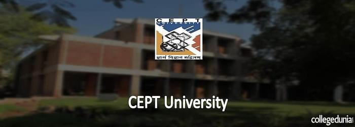 CEPT University Ahmedabad Master Degree Programs Admissions 2015 Notification