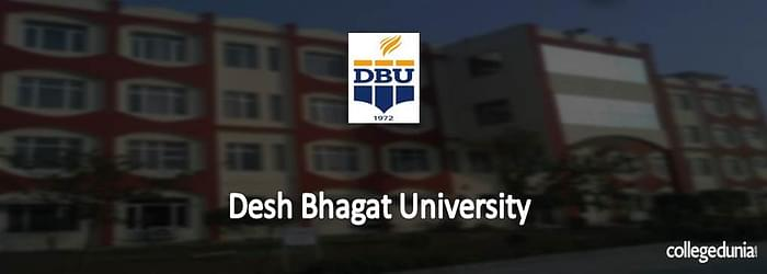 Desh Bhagat University Ph.D. and M.Phil. Admission 2015 Notification