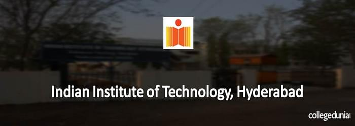 IIT Hyderabad Executive M.Tech Admission 2015 Notification
