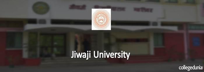 Jiwaji University  2015 Admission Alert