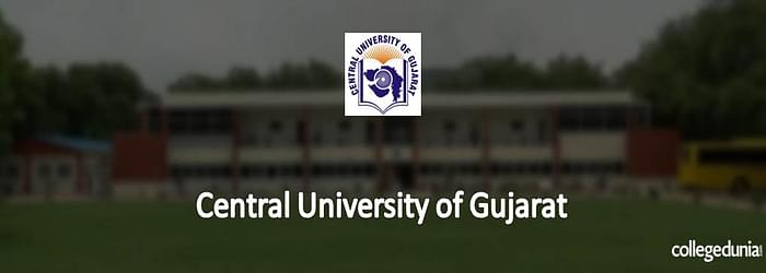 Central University of Gujarat M.Phil. Ph.D. M.A. MLI.Sc. M.Sc. Entrance Exam 2015 Notification