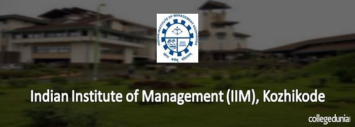 Indian Institute of Management (IIM) EPGP Admission 2015 Notification