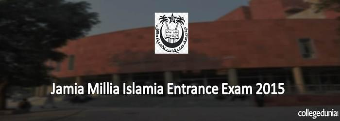 Jamia Millia Islamia Engineering Entrance Exam (JMI EEE) 2015 Notification