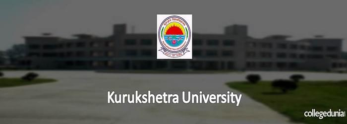 Kurukshetra University UG PG Diploma Courses Admission 2015 Notification