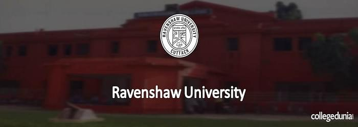 Ravenshaw University Cuttack PG Courses Admission 2015 Notification