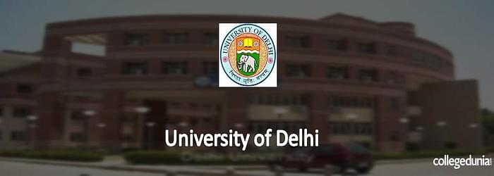 University of Delhi MBBS/BDS Admissions 2015 Notification