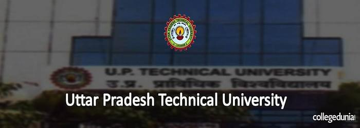 UPTU Lucknow M.Tech M.Phama M.Arch and Ph.d. Admission 2015 Notification