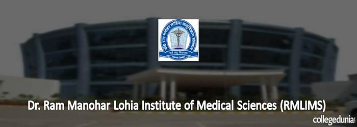 Dr. Ram Manohar Lohia Institute of Medical Sciences Lucknow Admission 2015 Notification for M.Sc.