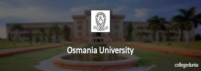 Osmania University announces CET 2015 for B.Com (Hons.) Admissions 2015 Notification