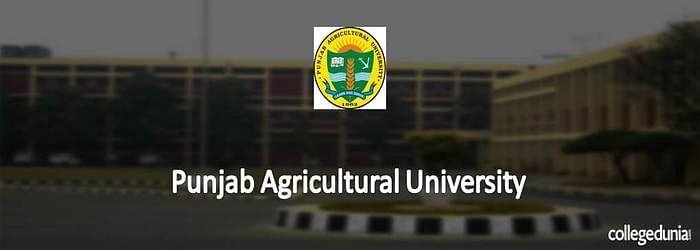 Punjab Agricultural University (PAU) Ludhiana MCA (2 Years) Admission 2015 Notification