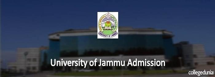 University of Jammu Admission 2015 Notification for M.Tech. Programme