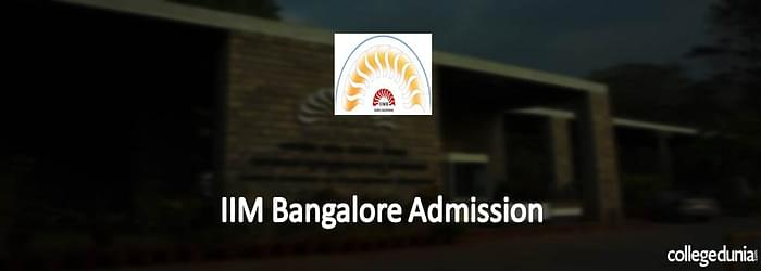 IIM Bangalore Admission 2015 Notification for EPGP Programme