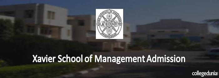 Xavier School of Management Admission 2015 Notification for PGP-CEM