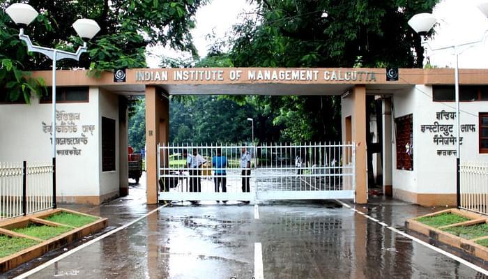 IIM-Calcutta Students Demand Fee-Waiver