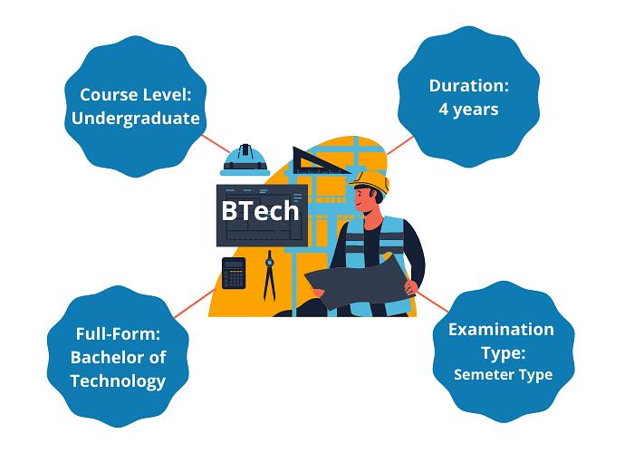 btech course details