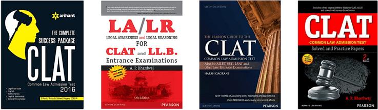CLAT Books