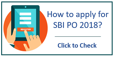 HOW TO APPLY FOR SBI PO