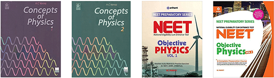 KEAM Books, KEAM Physics Books