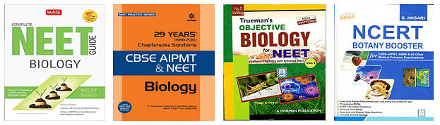 NEET 2018 Biology Books