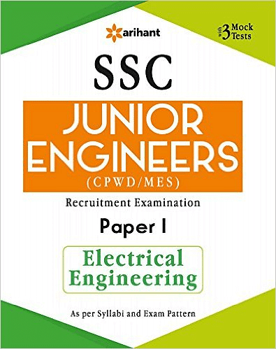 Ssc Je Electrical Syllabus Topics Preparation Tips And Books