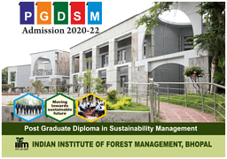 Post Graduate Programme in Sustainable Management - Brochure