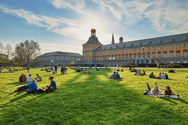University of Bonn Campus