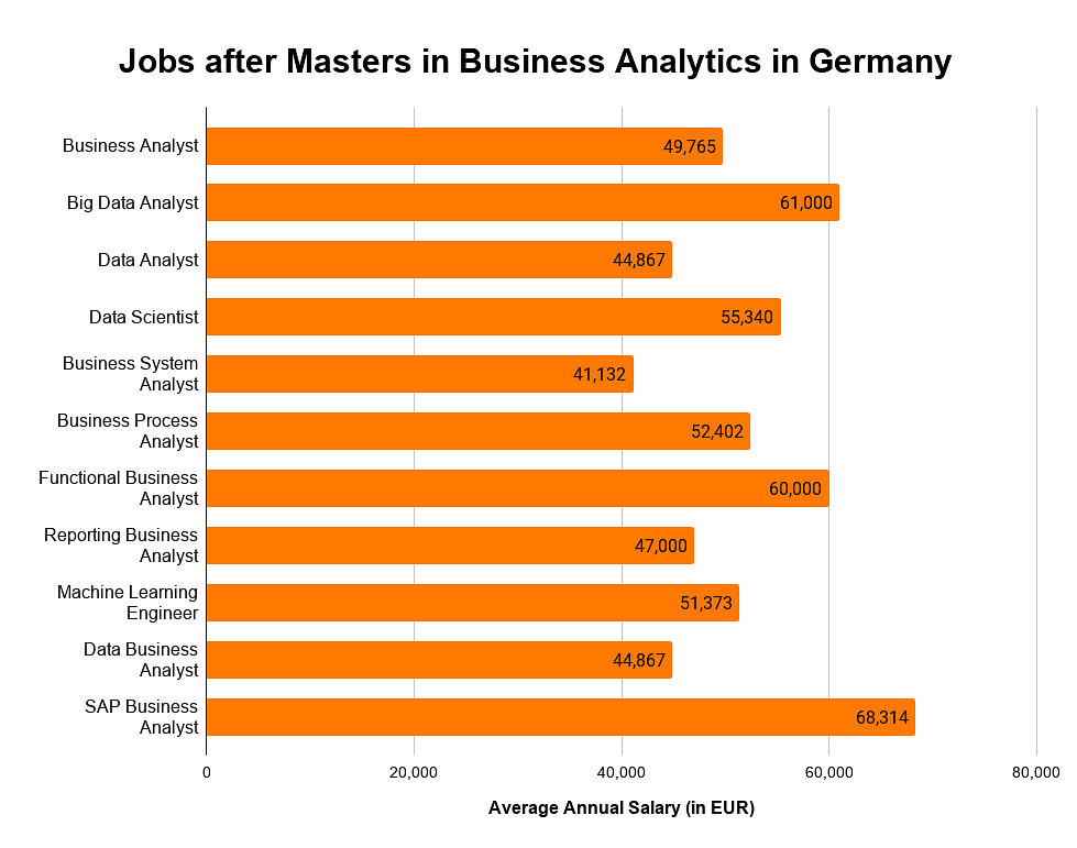 masters in business analytics germany - College Learners