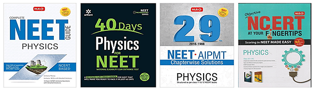 NEET 2018 Physics Books