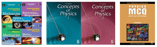 viteee books for physics